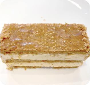 発酵バター使用ミルフィーユ